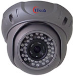 DF series IR dome waterproof IP camera