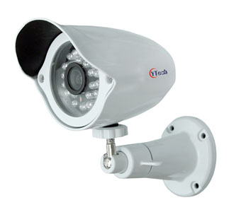 30M IR 5.0M Pixel HD-AHD Waterproof Outdoor Bullet CCTV Camera