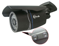 IZCC Series IR WaterProof Varifocal Camera